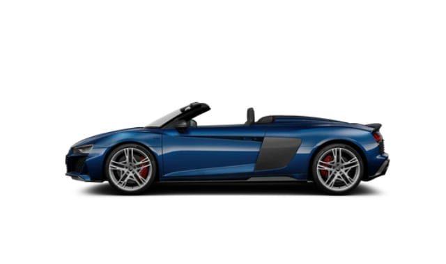 Audi R8 R8 Spyder V10 performance