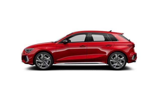 Audi A3 Limousine S3 Sportback