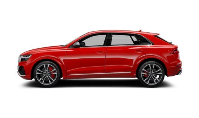 Audi Q8 SQ8