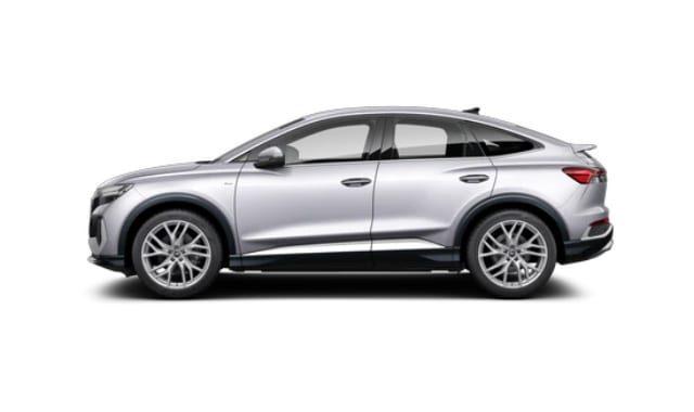 Audi Q4 e-tron Q4 e-tron Sportback