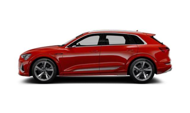 Audi e-tron e-tron S