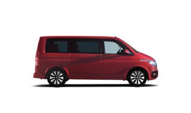 Volkswagen Bedrijfswagens Multivan 6.1