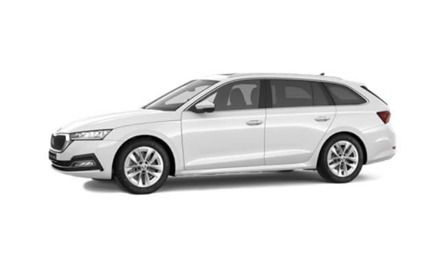 ŠKODA Octavia Hatchback Octavia Combi Business Edition