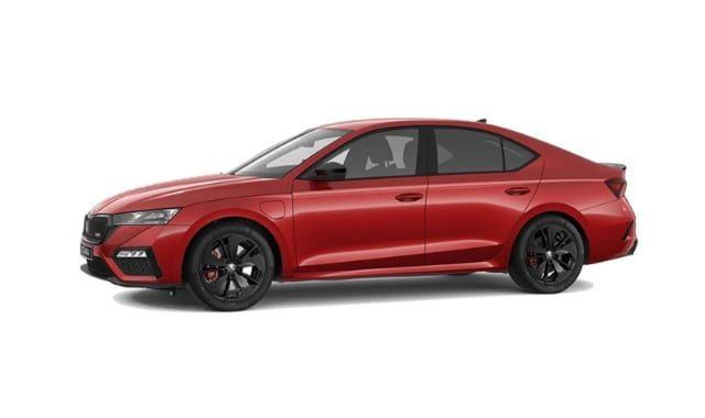 ŠKODA Octavia Hatchback Octavia RS iV Business