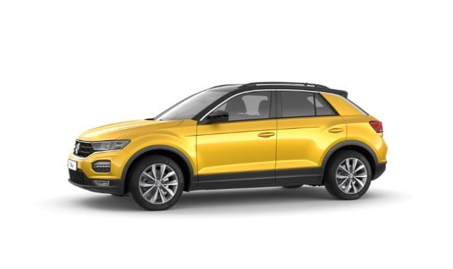 Volkswagen T-Roc T-Roc Style