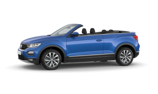 Volkswagen T-Roc T-Roc Cabrio Style