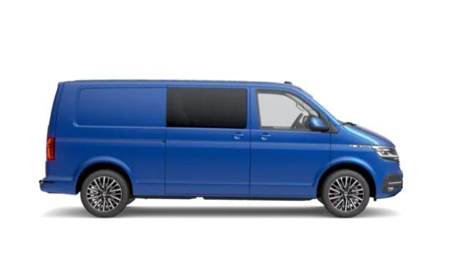 Volkswagen Bedrijfswagens Transporter Transporter 6.1 Dubbele Cabine