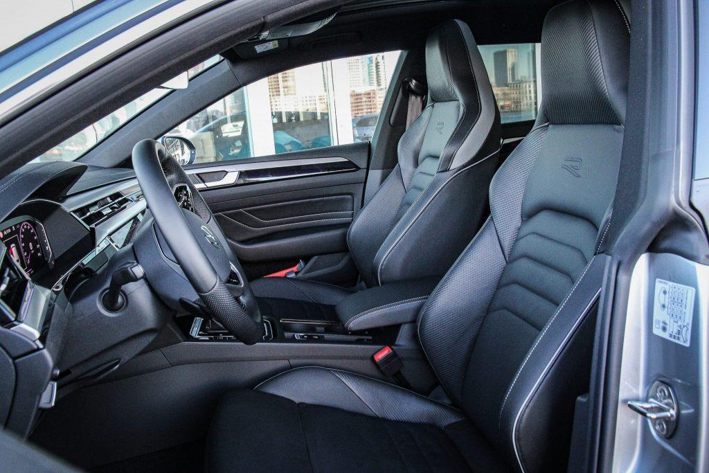 Volkswagen Arteon Shooting Brake ruimte