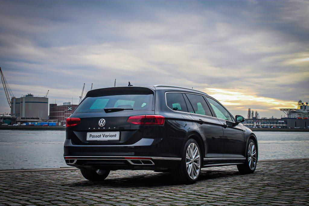 Volkswagen Passat laadruimte Rotterdam
