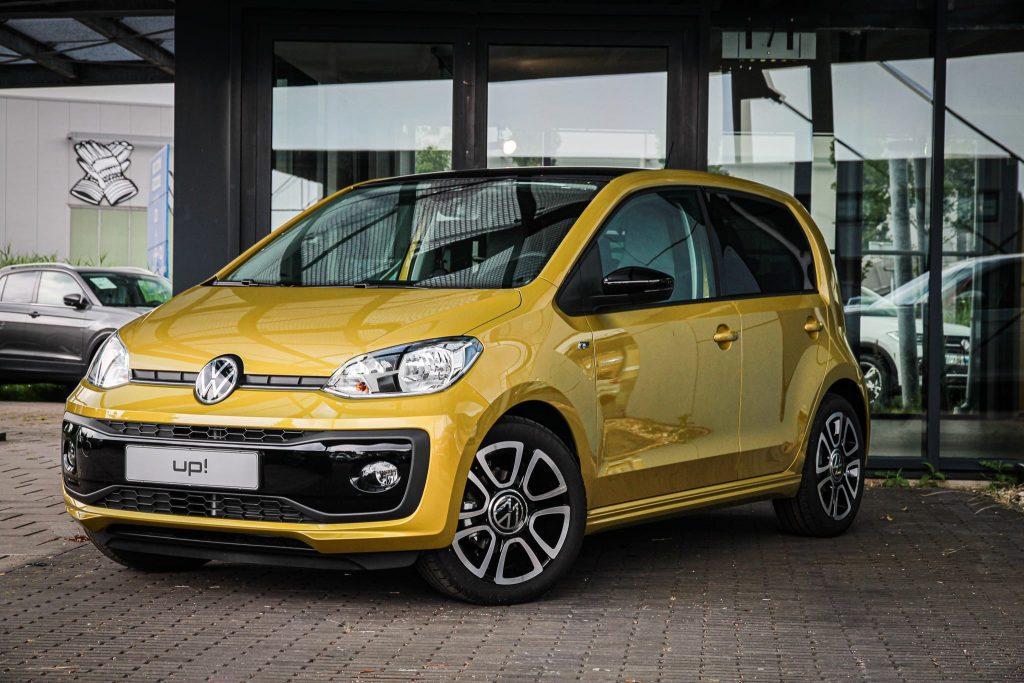 Volkswagen Up! Rotterdam actie voorraad