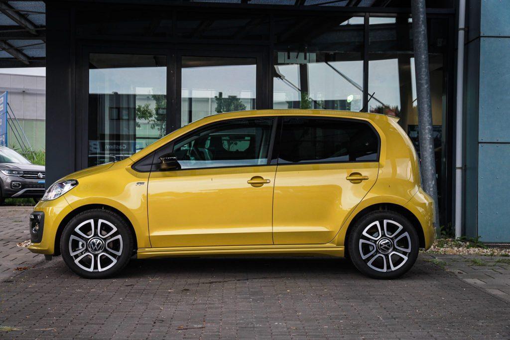 Volkswagen Up! auto voorraad Rotterdam