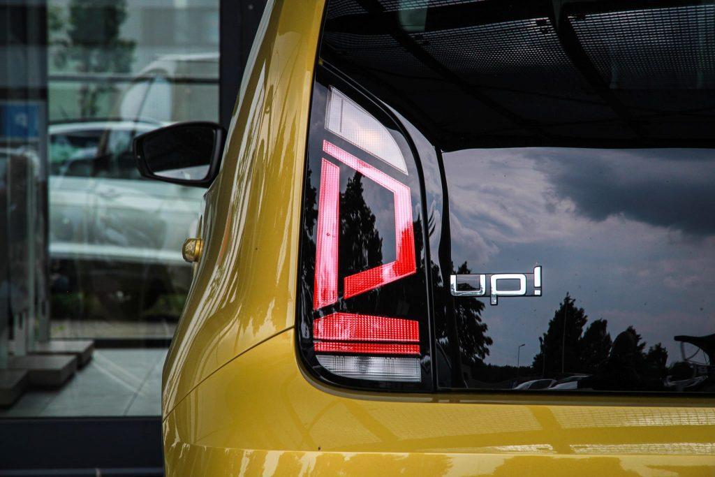 Volkswagen Up! lampen voordeel