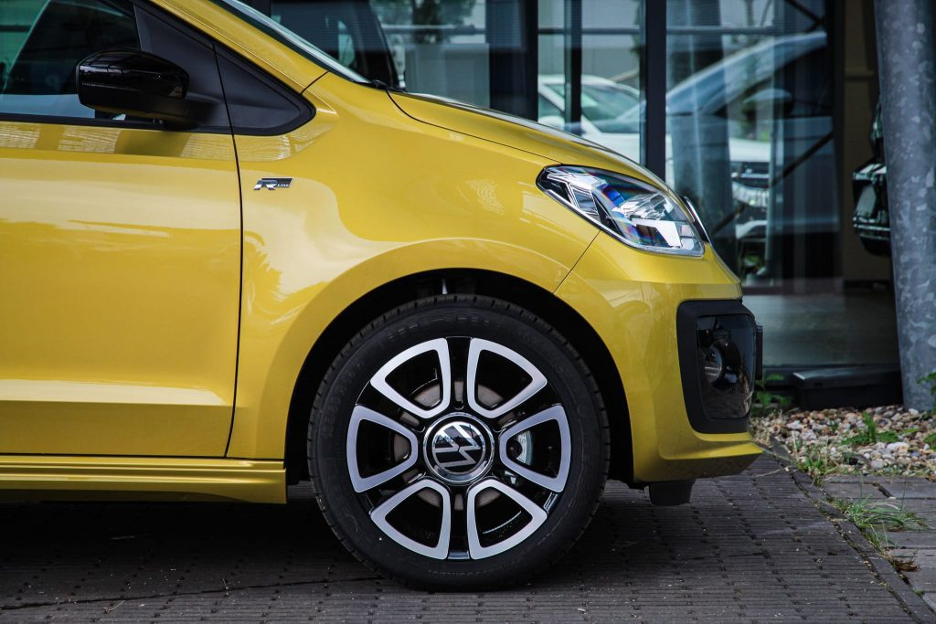 Volkswagen Up! verbruik Rotterdam