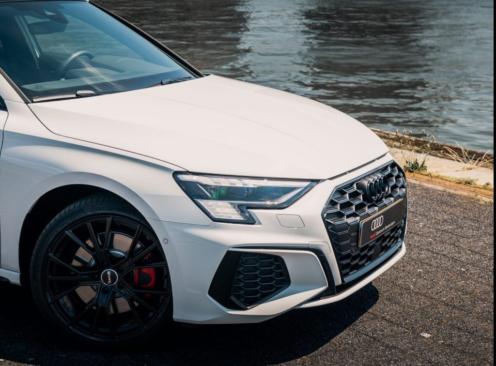 Audi A3 Sportback Rotterdam nieuw proefrit