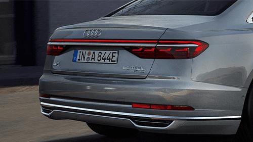 Audi A8 design