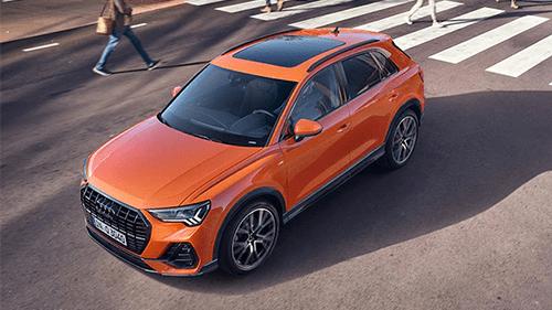 Audi Q3 assistentiesystemen