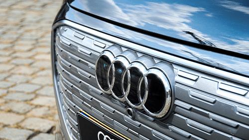 Audi Q4 e-tron design elektrisch