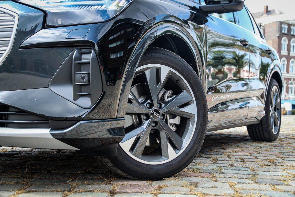 Audi Q4 e-tron velgen zakelijke lease