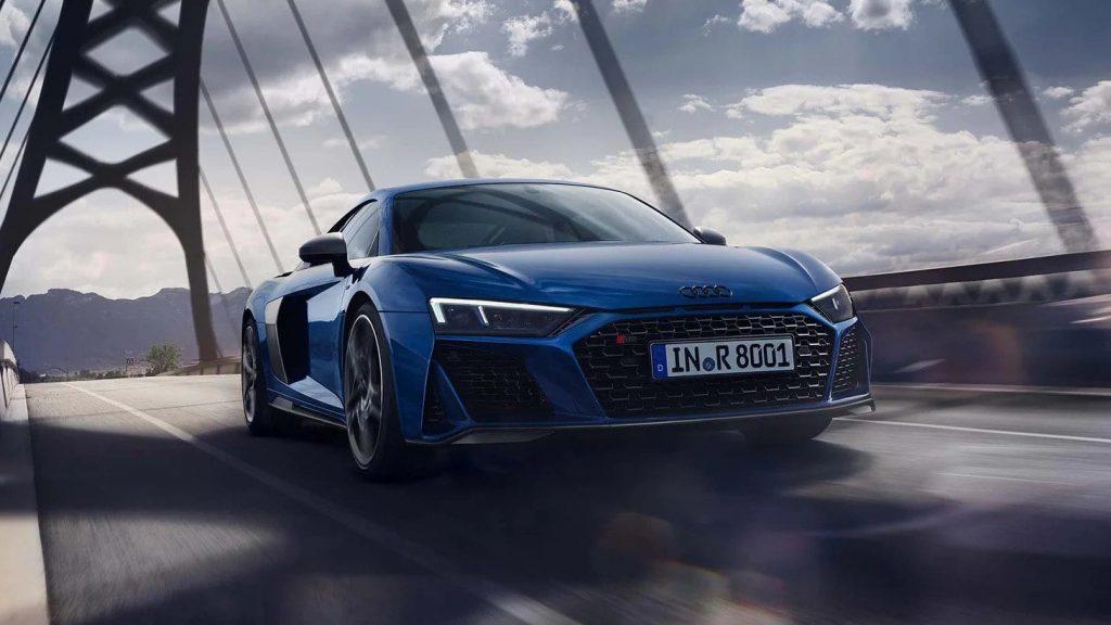Audi R8 sport Rotterdam prijs