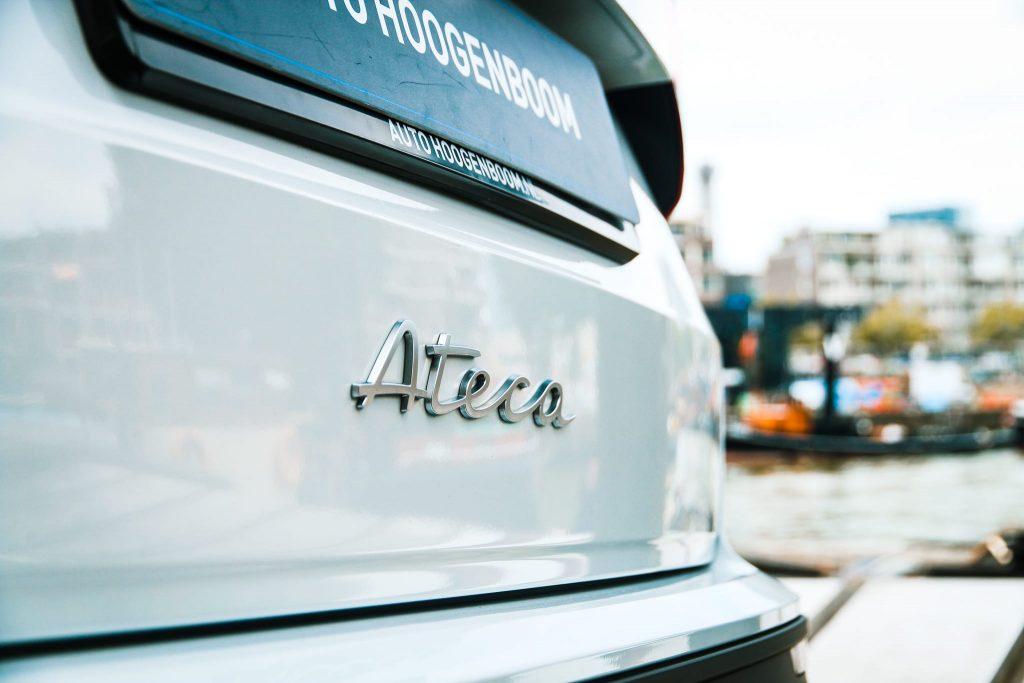 Nieuwe SEAT Ateca Rotterdam