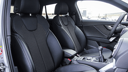 Ruimte Audi Q2