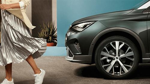 SEAT Arona assistentiesystemen 2021