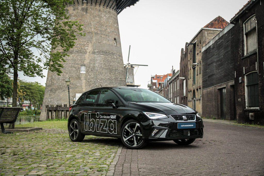 SEAT Ibiza Rotterdam proefrit