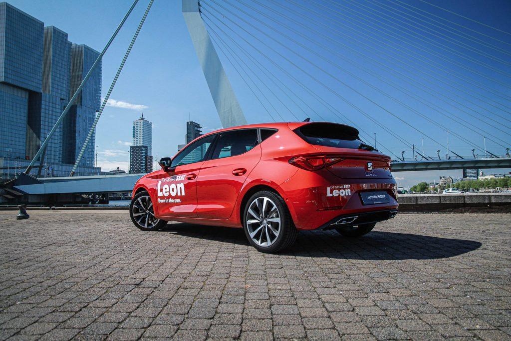 SEAT Leon Rotterdam voorraad