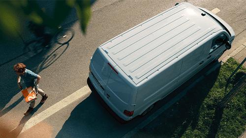 Volkswagen Bedrijfswagens Transporter assistentiesystemen
