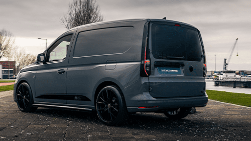 Volkswagen Caddy Cargo laadruimte