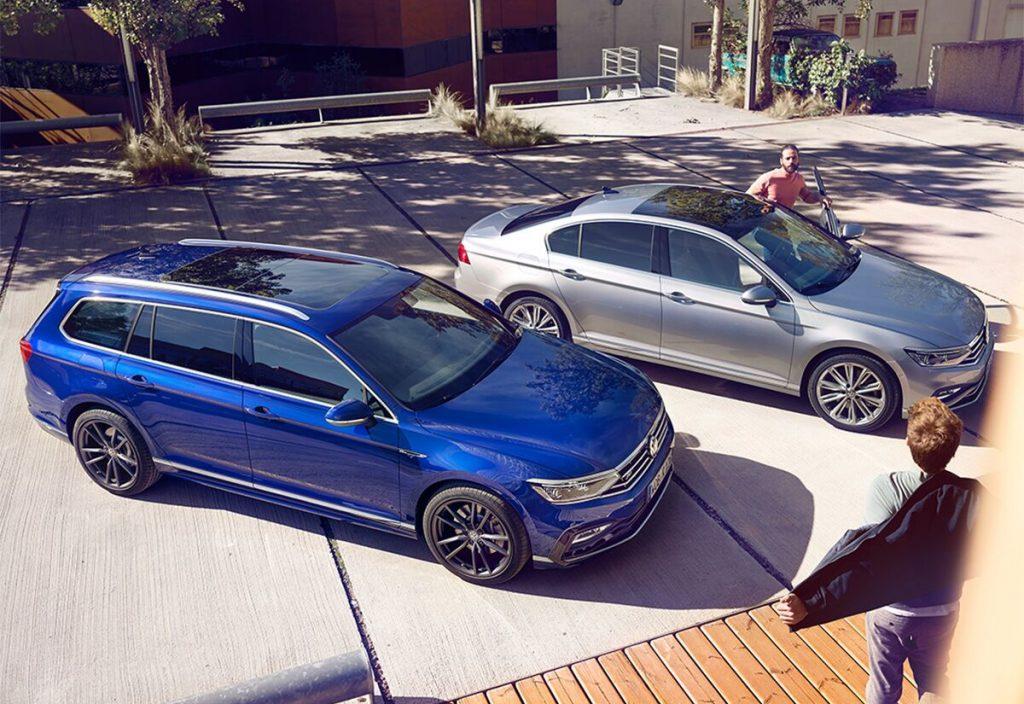 Volkswagen-Passat-en-Passat-Variant-Rotterdam