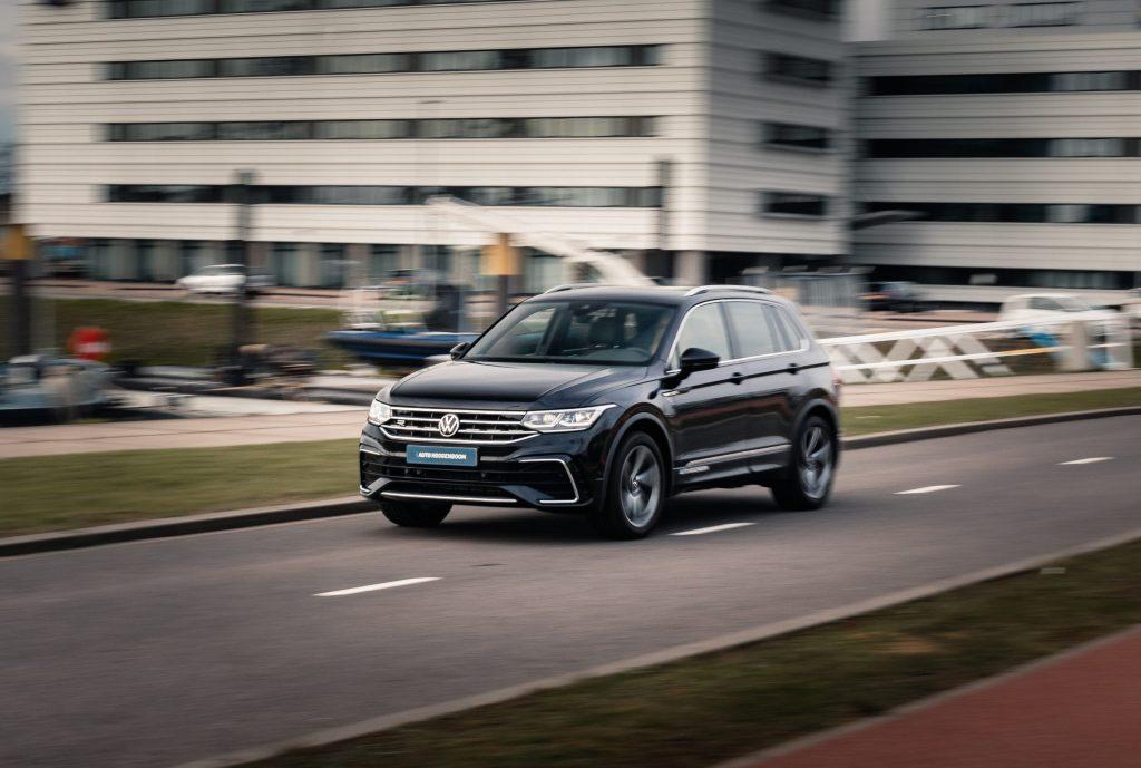 Volkswagen Tiguan prijzen uitvoeringen Rotterdam