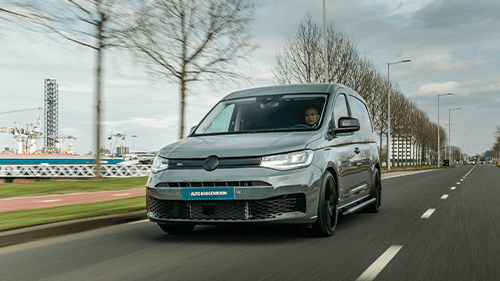 Volkswagen caddy assistentiesystemen