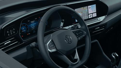 Volkswagen caddy cargo virtual cockpit