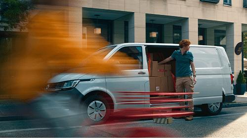 Volkswagen transporter rotterdam