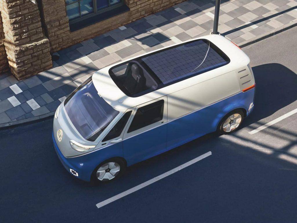 volkswagen-bedrijfswagens-ID. Buzz-Cargo-bovenaf-auto-hoogenboom