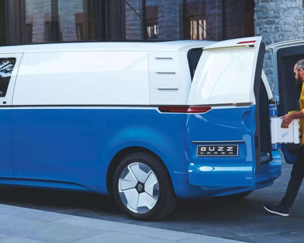 volkswagen-bedrijfswagens- ID. Buzz Cargo-transport-auto-hoogenboom