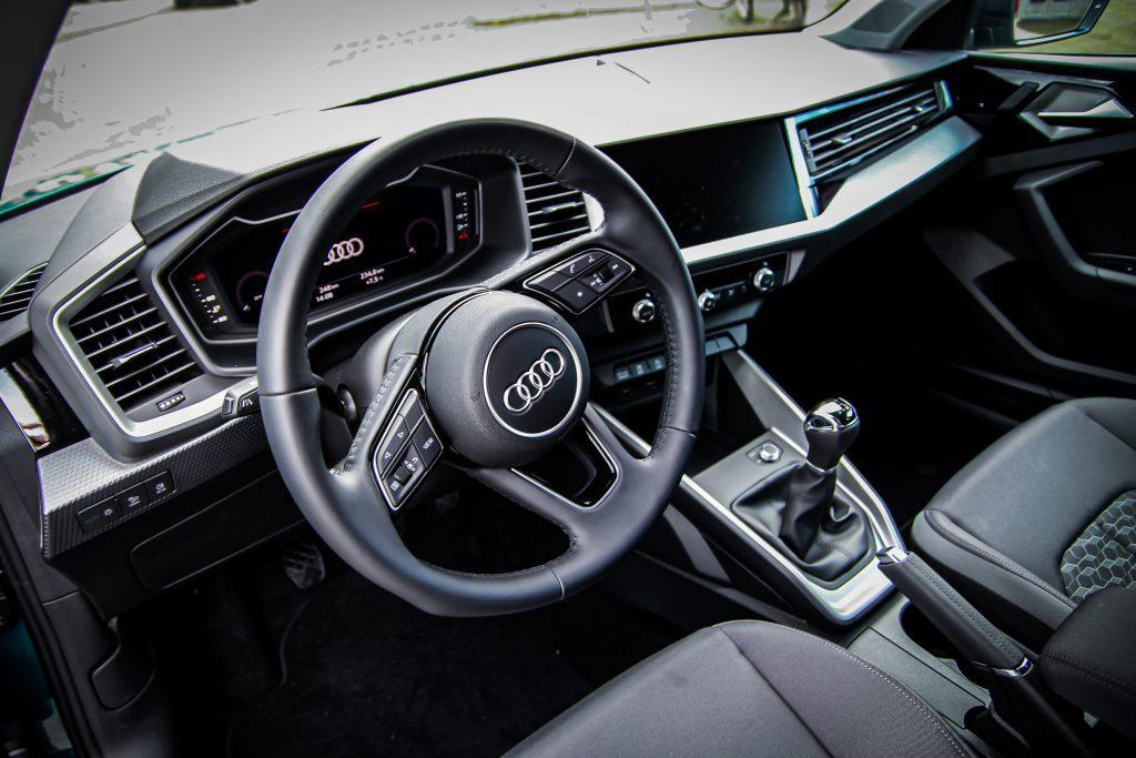 Audi A1 citycarver expressief design