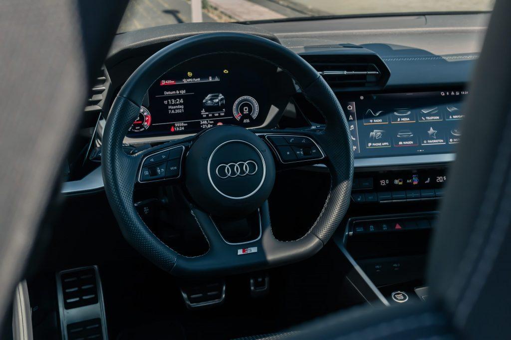 Audi A3 Limousine Audi Centrum Rotterdam
