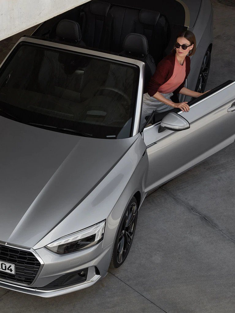 Audi A5 Cabrio rotterdam