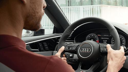 Audi A5 Cabriolet dynamische besturing