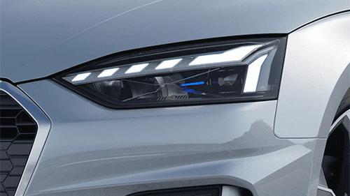 Audi A5 Sportback LED licht