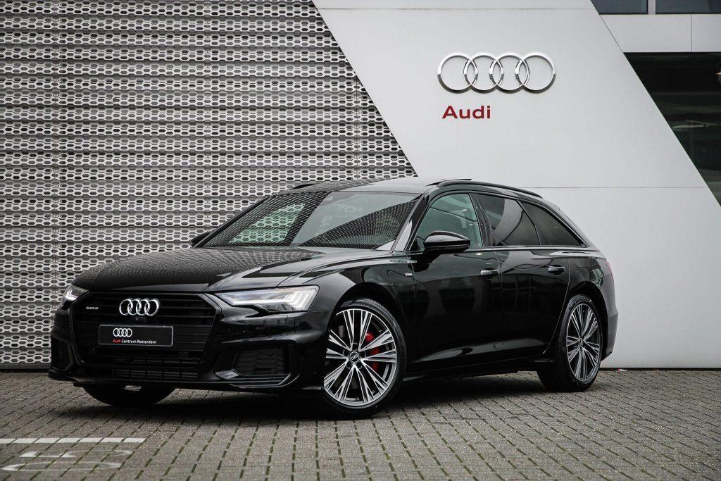 Audi A6 Avant Rotterdam voorraad