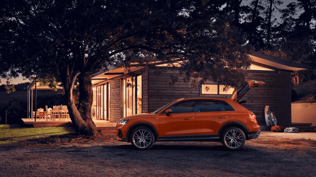 Audi Q3 SUV prijzen
