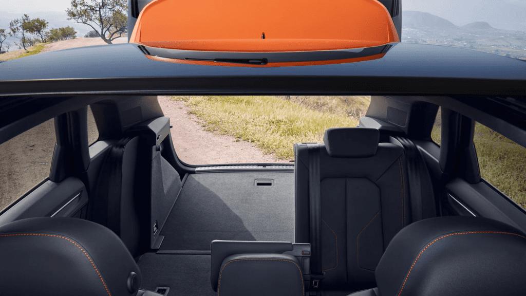 Audi Q3 ruimte bagageruimte