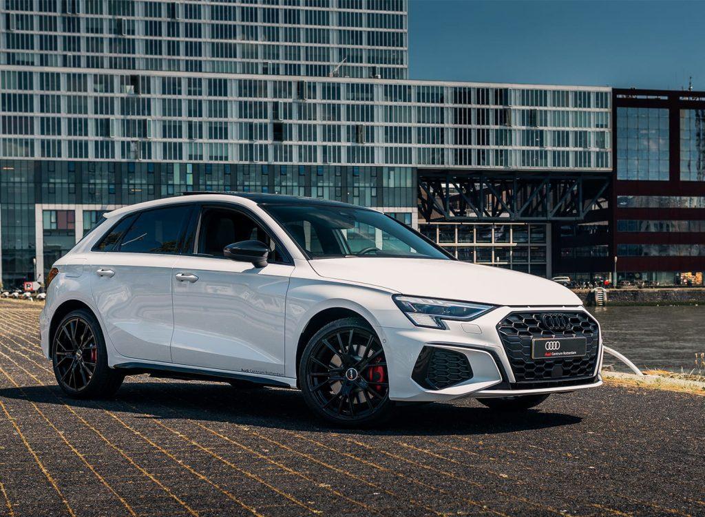 Audi A3 Sportback eTFSI plug-in hybride rotterdam
