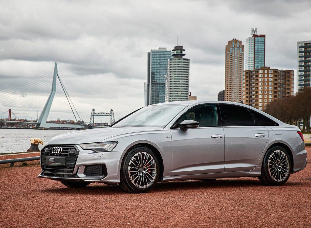 Audi A6 e TFSI plug-in hybride Rotterdam