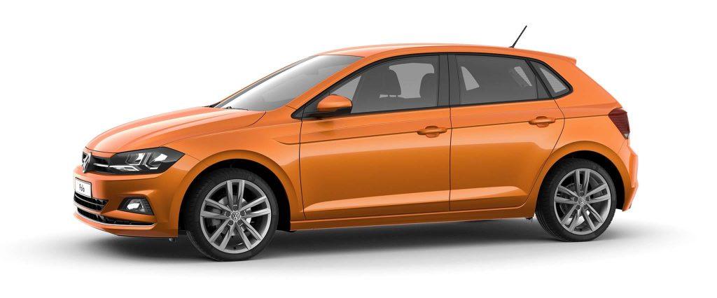 Volkswagen private lease polo