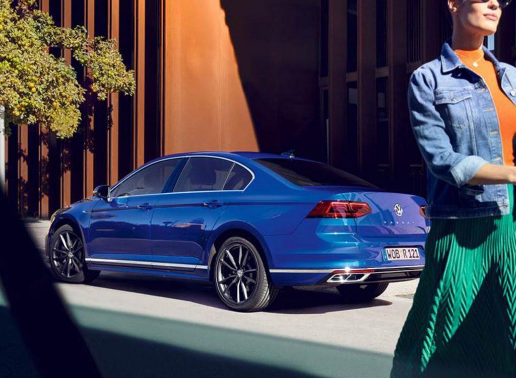Volkswagen Passat GTE plug in hybride