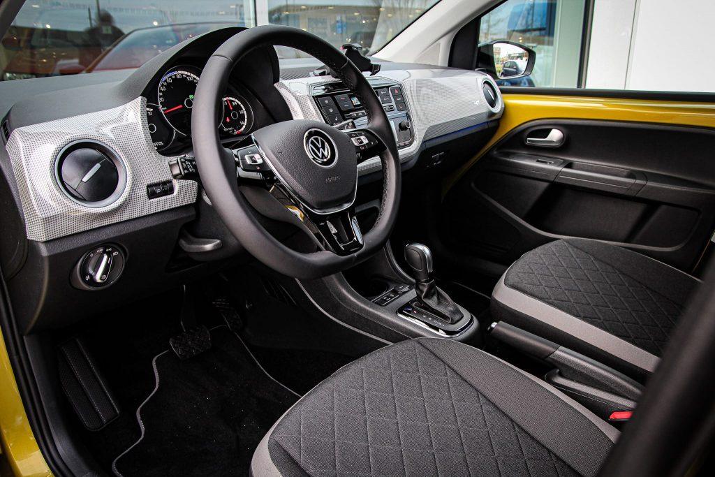 Volkswagen e-up bestellen proefrit elektrisch
